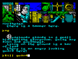 Hunchback The Adventure ZX Spectrum 36