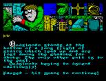 Hunchback The Adventure ZX Spectrum 38