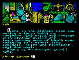 Hunchback The Adventure ZX Spectrum 42