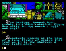 Hunchback The Adventure ZX Spectrum 43