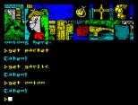 Hunchback The Adventure ZX Spectrum 48