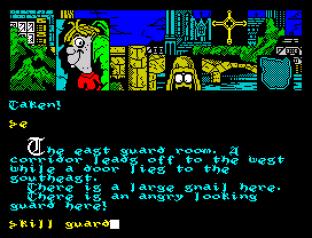 Hunchback The Adventure ZX Spectrum 53