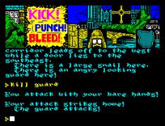 Hunchback The Adventure ZX Spectrum 54