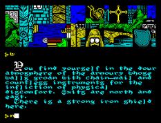 Hunchback The Adventure ZX Spectrum 55