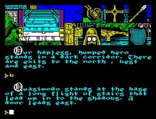 Hunchback The Adventure ZX Spectrum 56