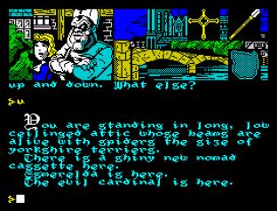 Hunchback The Adventure ZX Spectrum 64