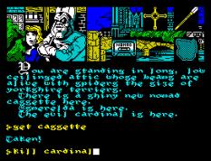 Hunchback The Adventure ZX Spectrum 65