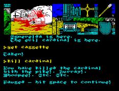 Hunchback The Adventure ZX Spectrum 66