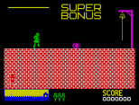 Hunchback ZX Spectrum 04