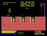 Hunchback ZX Spectrum 13