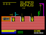 Hunchback ZX Spectrum 15