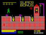 Hunchback ZX Spectrum 24
