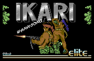 Ikari Warriors C64 01