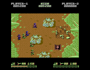 Ikari Warriors C64 09