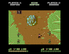 Ikari Warriors C64 11