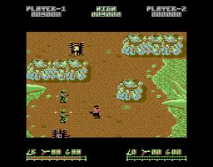 Ikari Warriors C64 12