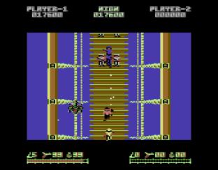 Ikari Warriors C64 20