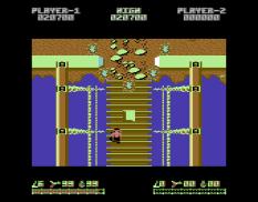 Ikari Warriors C64 21