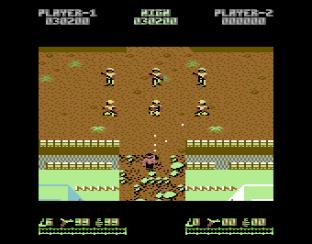 Ikari Warriors C64 31