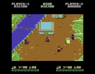 Ikari Warriors C64 34