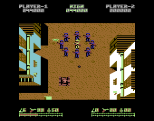 Ikari Warriors C64 45