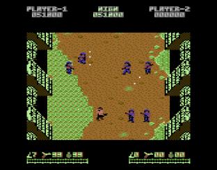 Ikari Warriors C64 53