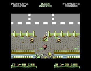 Ikari Warriors C64 64
