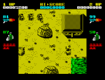 Ikari Warriors ZX Spectrum 07