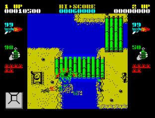 Ikari Warriors ZX Spectrum 09