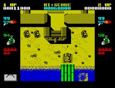 Ikari Warriors ZX Spectrum 10