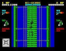 Ikari Warriors ZX Spectrum 11