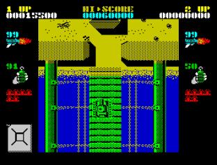 Ikari Warriors ZX Spectrum 12
