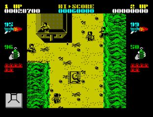 Ikari Warriors ZX Spectrum 20
