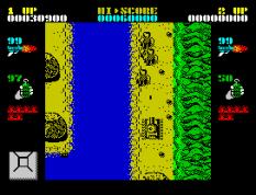 Ikari Warriors ZX Spectrum 21