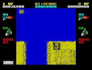 Ikari Warriors ZX Spectrum 23