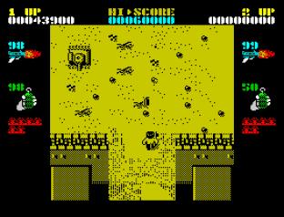 Ikari Warriors ZX Spectrum 31