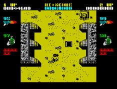Ikari Warriors ZX Spectrum 32