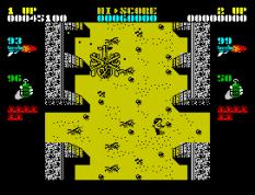 Ikari Warriors ZX Spectrum 33