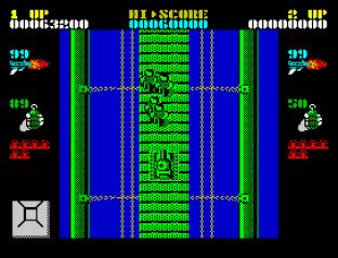 Ikari Warriors ZX Spectrum 42