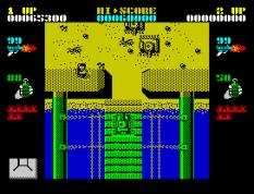 Ikari Warriors ZX Spectrum 43