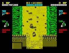 Ikari Warriors ZX Spectrum 44