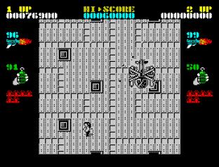 Ikari Warriors ZX Spectrum 53