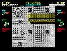 Ikari Warriors ZX Spectrum 54