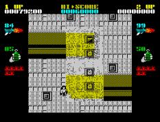 Ikari Warriors ZX Spectrum 55