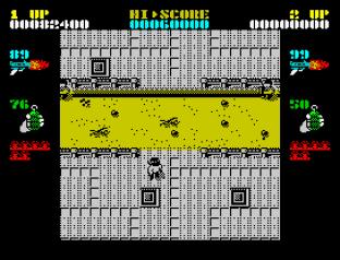 Ikari Warriors ZX Spectrum 56