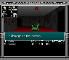Kyuuyaku Megami Tensei SNES 021