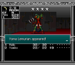 Kyuuyaku Megami Tensei SNES 029
