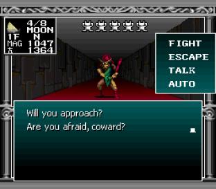 Kyuuyaku Megami Tensei SNES 042