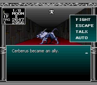 Kyuuyaku Megami Tensei SNES 064