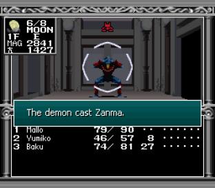 Kyuuyaku Megami Tensei SNES 075